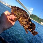釣り記録 in 北九州